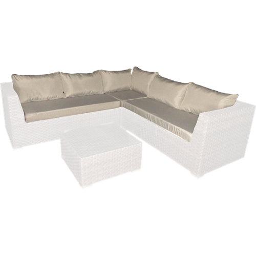 Repuestos de fundas de los cojines del set amposta