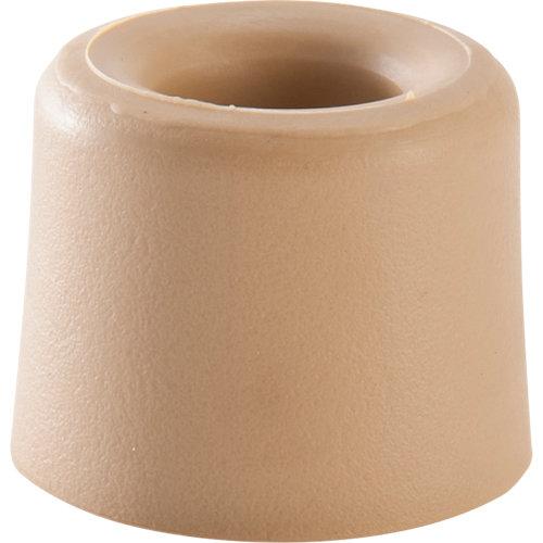 2 tope de puerta beige x2.4x3.0 cm