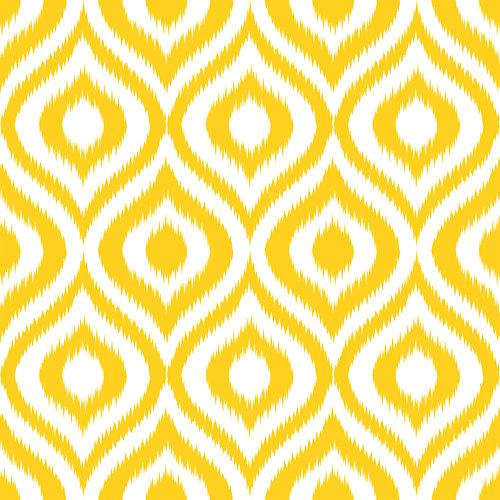 Papel pintado autoadhesivo bombay amarillo 3,31 m²