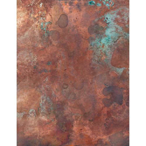 Mural decorativo autoadhesivo volcán marrón 193x250 cm