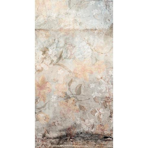 Mural decorativo autoadhesivo néctar rosado 132x250 cm