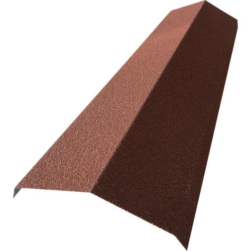 Cumbrera granulo rojo 920 mm