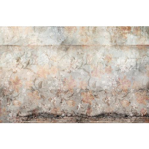 Mural autoadhesivo néctar salmón 65x250 cm