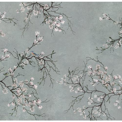 Mural autoadhesivo osaka gris 257x250 cm