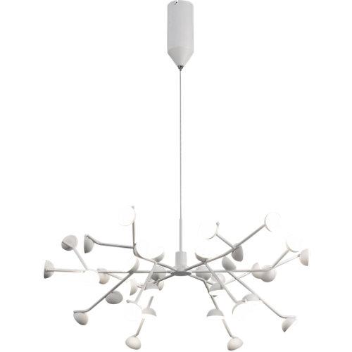 Lámpara de techo led mantra adn 100w blanca