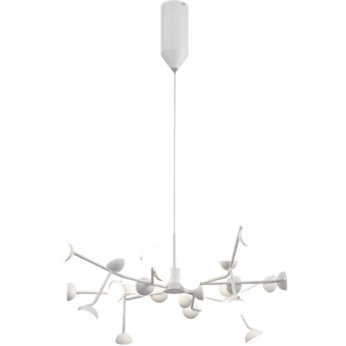 Lámpara de techo led mantra adn 72w blanca