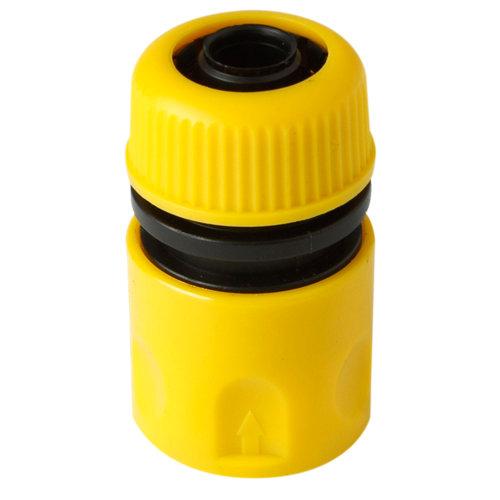 Conector rápido grifo-manguera 13 y 15 mm