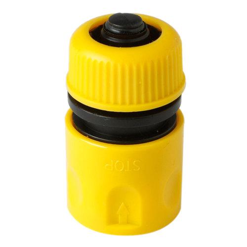 Conector rápido final de manguera 13 y 15 mm