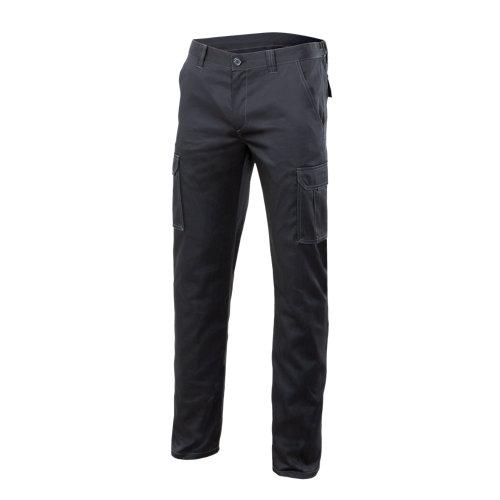 Pantalón de trabajo velilla negro t 40