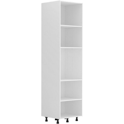 Mueble columna blanco delinia id 60x228 cm