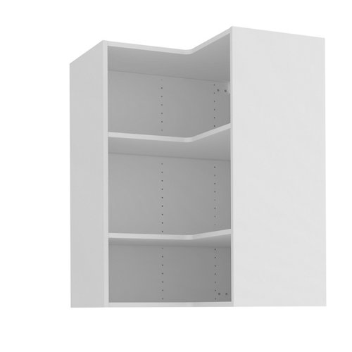 Mueble superior angular blanco delinia id 67x89,6 cm