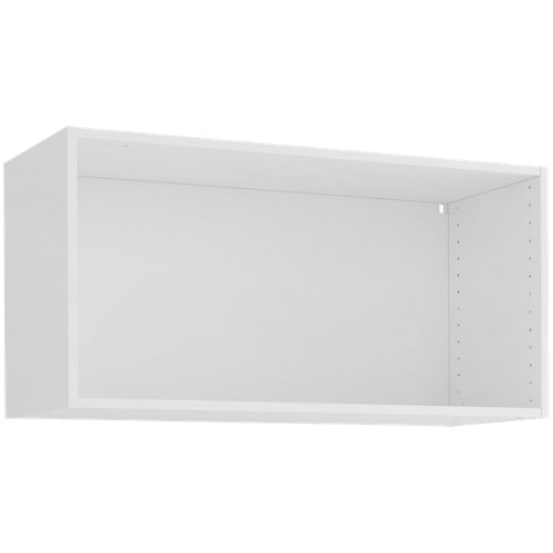 Mueble alto cocina blanco delinia id 90x45 cm