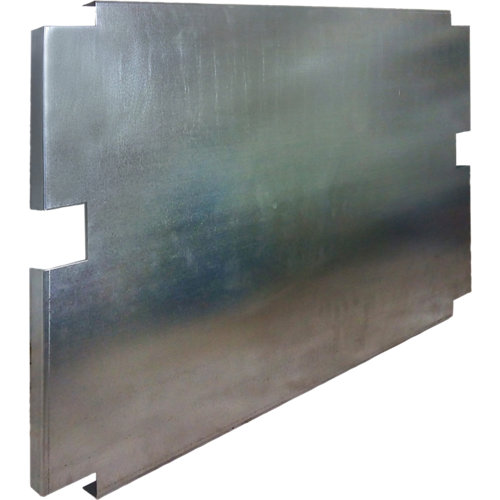 Bandeja metálica 52x86 cm