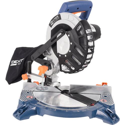 Ingletadora dexter power 1700w diámetro 210 mm
