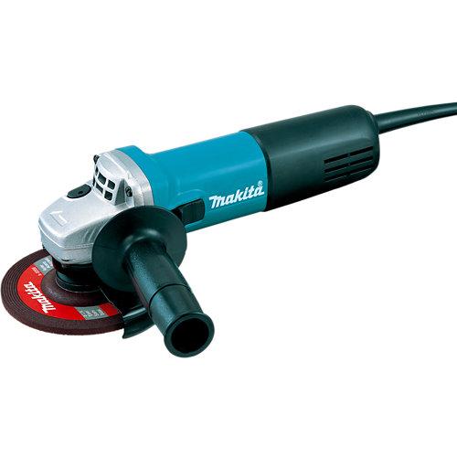 Amoladora con cable makita disco 125mm 840w