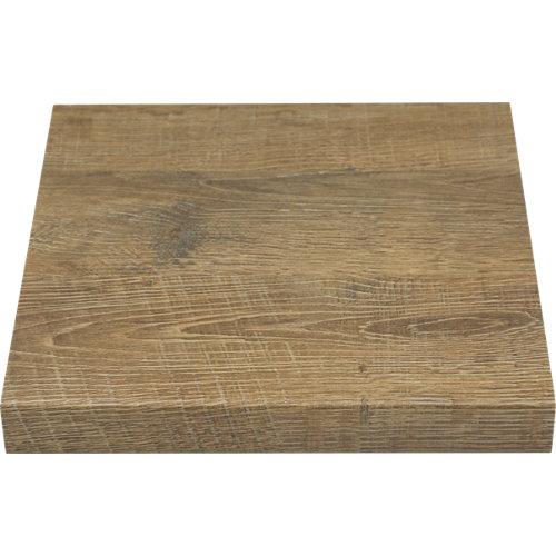 Encimera laminada madera roble winchester wood roble marrón 3,8 x 360 x 38 mm