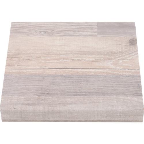 Encimera laminada aspecto madera roble olbia wood roble beige 63 x 360 x 3,8 cm