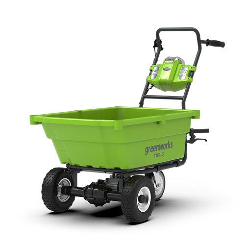 Carretilla motorizada g40gc 100 kg carga
