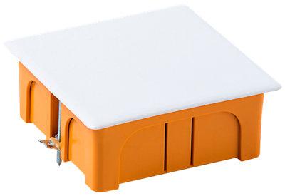 Caja Con Tapa Empotrar Pladur 100x100x45 Mm Leroy Merlin