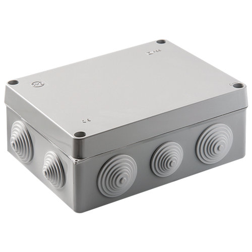 Caja de conexión estanca ip55 170x220x85 mm