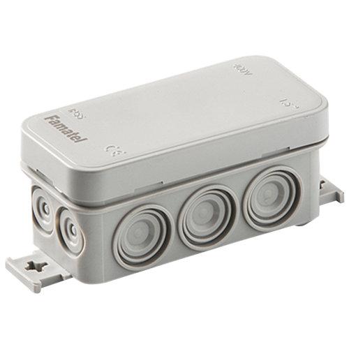 Caja de conexión estanca ip55 90x90x43 mm