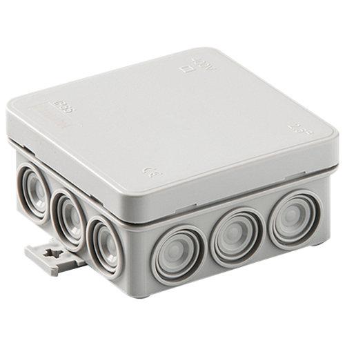 Caja de conexión estanca mini 85x85x39 mm