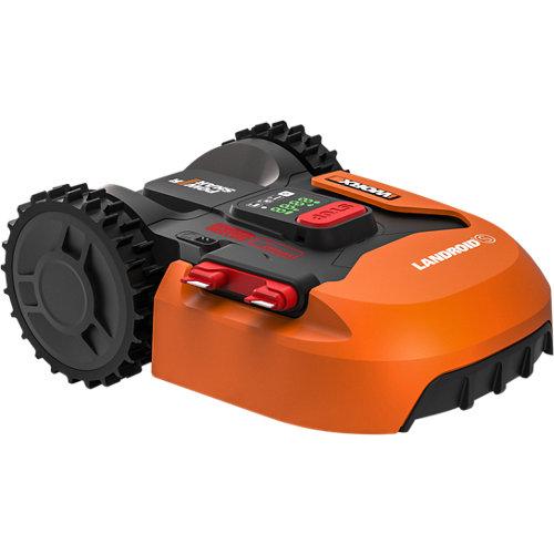 Cortacésped robot worx s300 20v hasta 300 m2