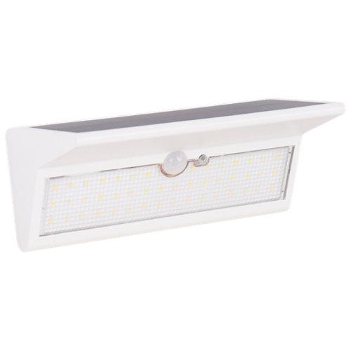 Aplique solar led eon con protección 800 lumenes ip65