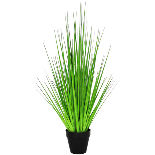 Grass artificial en maceta ø11.5 cm