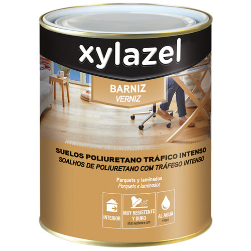 Barniz para suelos mate br xylazel 0,75l inc
