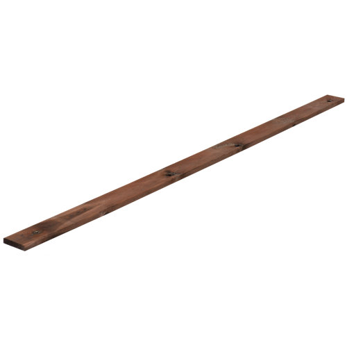 Pack 5 lamas de madera tintada 9.5x220 cm y 20 mm