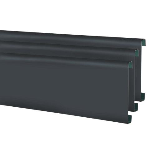 Kit 3 tapetas saga-100 gris 7x210x1 cm