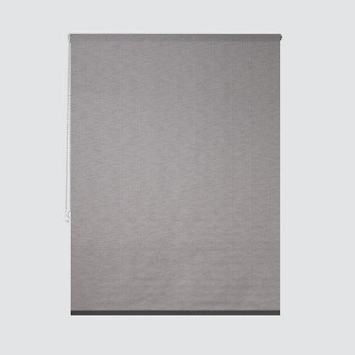 Estor enrollable translúcido petra gris de 109x250cm