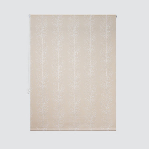 Estor enrollable screen ramas beige de 154x250cm