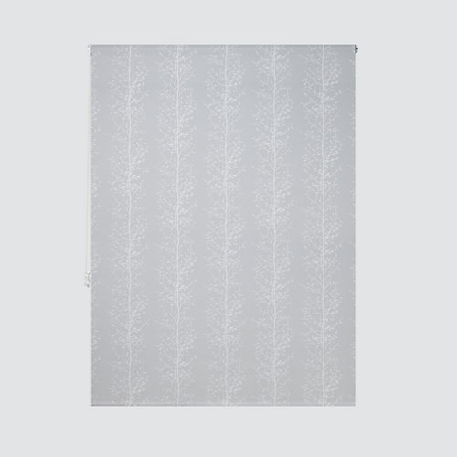 Estor enrollable screen ramas gris de 180x250cm
