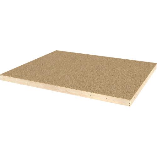Kit placa suelo madera decor home
