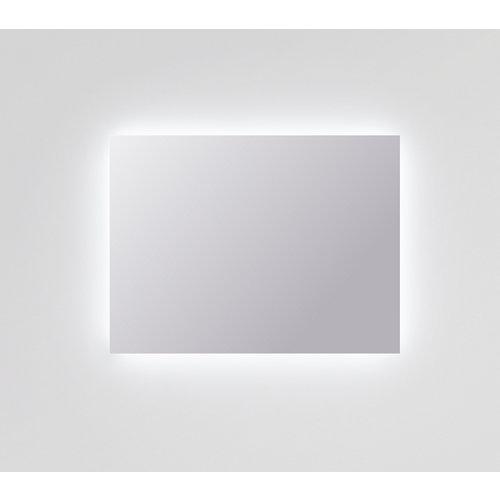 Espejo de baño con luz led bit retroi 60 x 60 cm