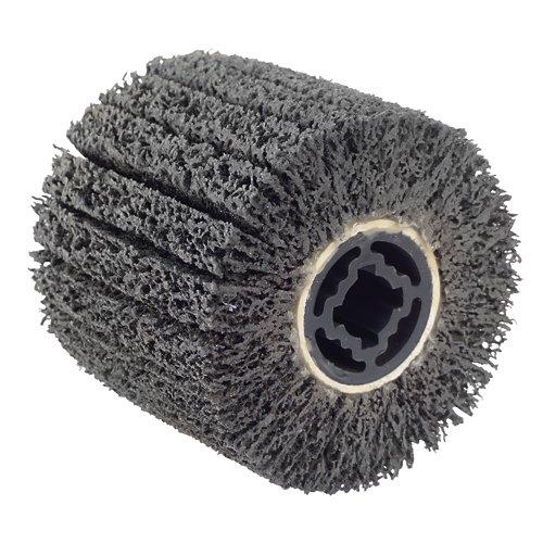 Cepillo para amoladora fartools para limpiar múltiples materiales