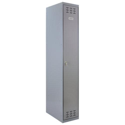 Taquilla desmontada single 1 columna 1 puerta 400 inicial