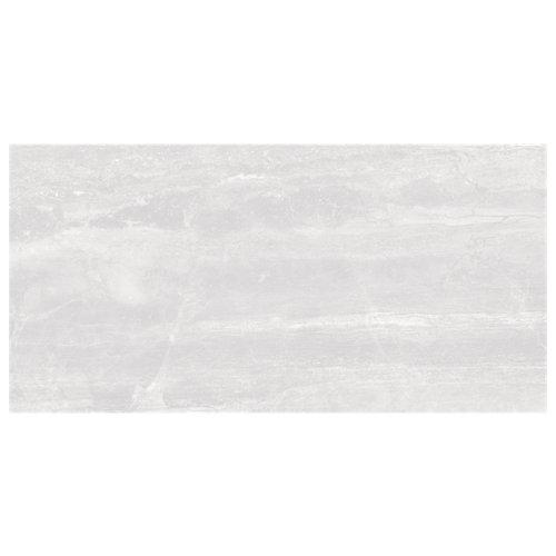 Revestimiento porcelánico milano 30x60 cm white c1