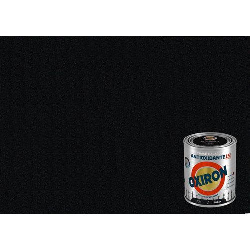 Pintura oxiron forja agua 0,75l negro