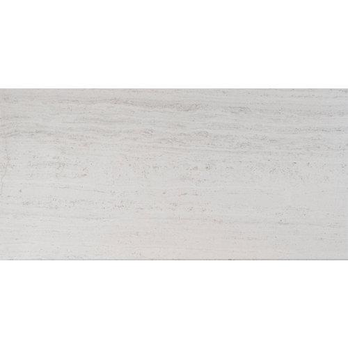 Baldosa de 63.7x63.7 cm en color blanco