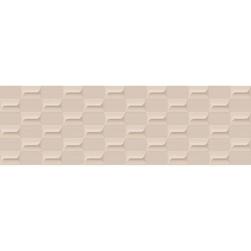 Azulejo cerámico white&co 1000x315 hexagon nude
