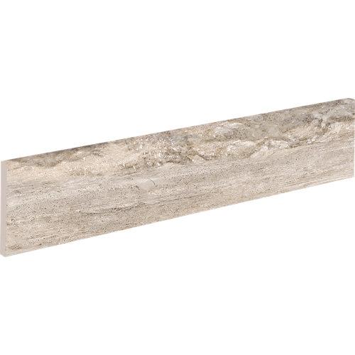Rodapié recto 9x40 marbles travertino