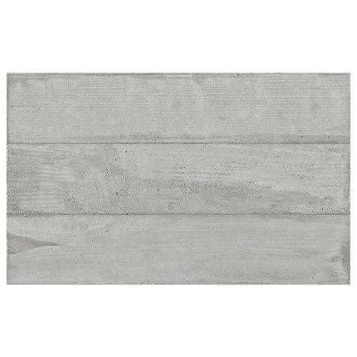 Pavimento porcelánico detroit 40.8x66.2 gris c3 antideslizante artens