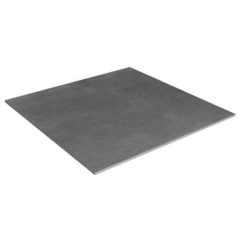 Pavimento porcelánico newton 60x60 graphite c3 antideslizante-soft