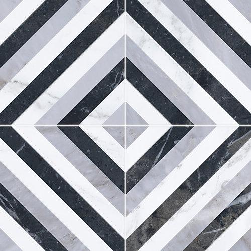 Pavimento porcelánico velvet 33.15x33.15 geo-diamond c1