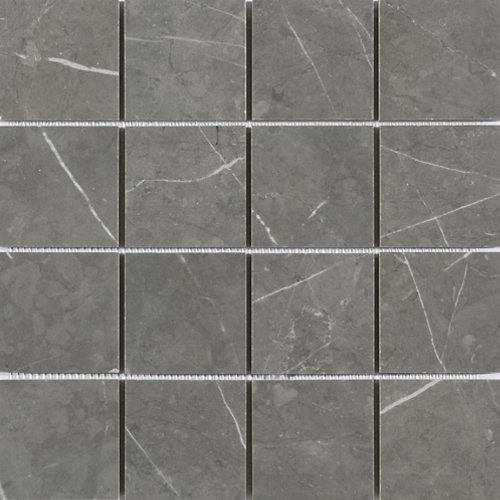 Mosaico mosa chic colmar gray 28x28