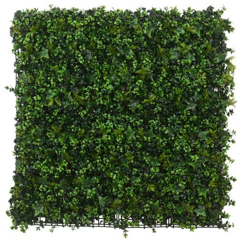 Jardín vertical artificial sotobosque tenax 100x100 cm