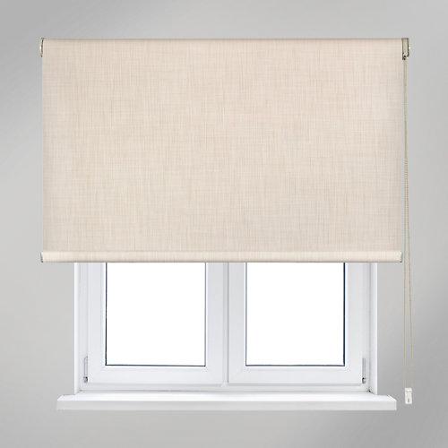 Estor enrollable opaco moon beige de 90x250cm
